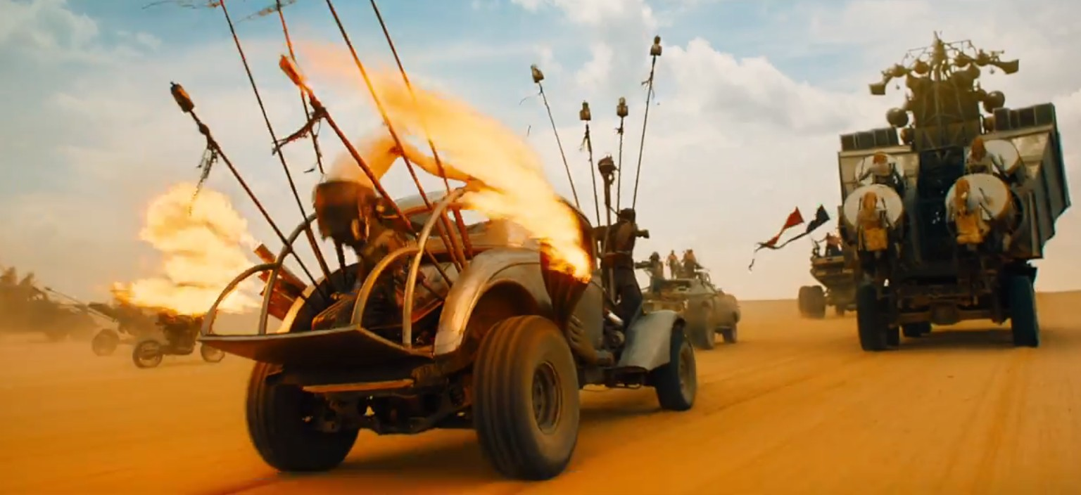 Our Mad Max Review Covers The Whole Quadrilogy