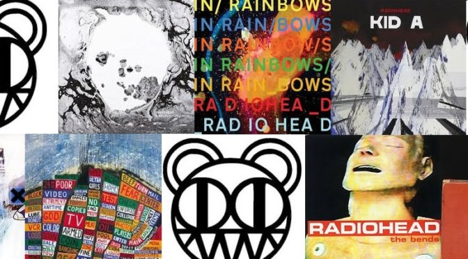 Radiohead Banner